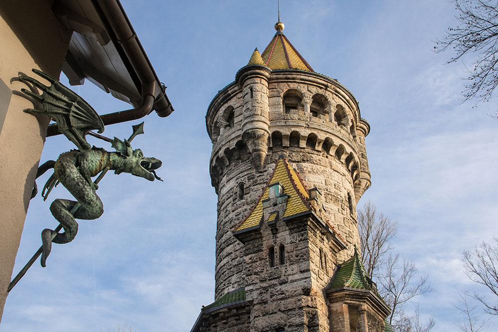 Mutterturm Landsberg am Lech