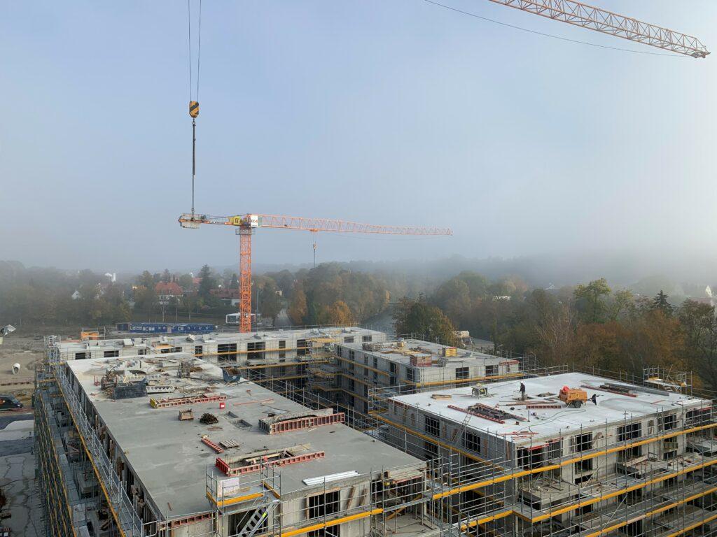 Baufeld B2 am Lech - Urbanes Leben Am Papierbach