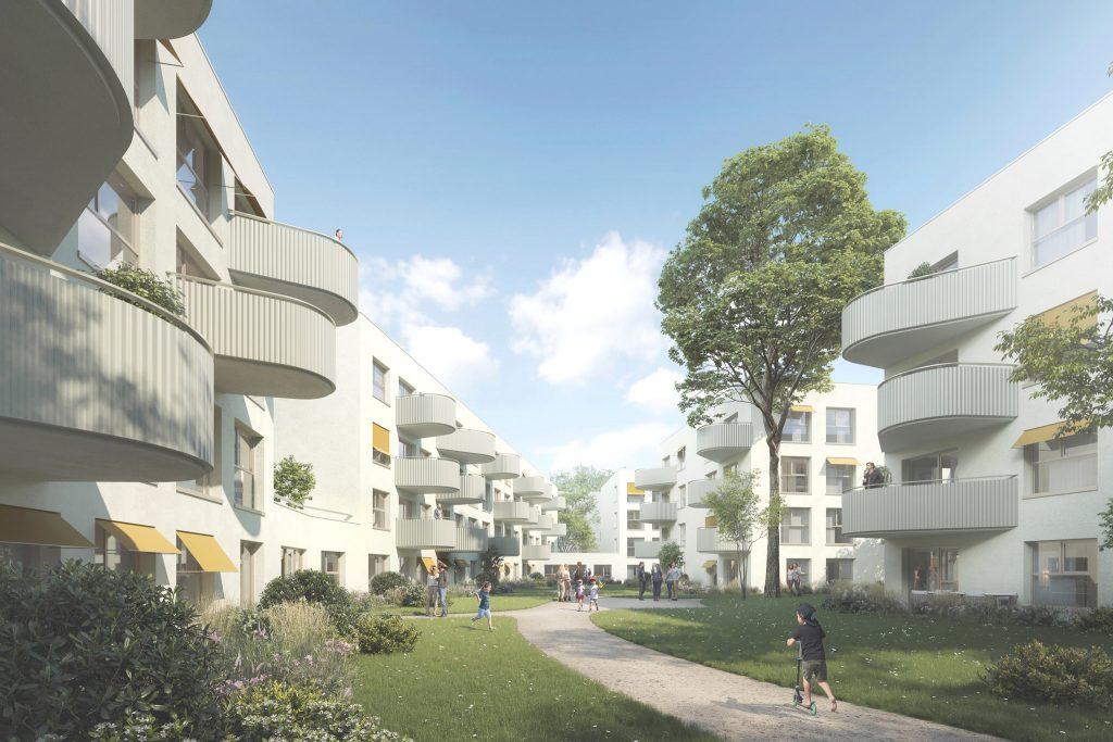 Architekturwettbewerb E1