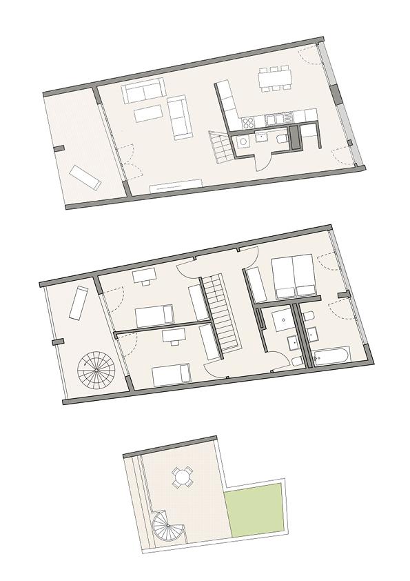 A1S - Whg. 15 - 4 Zimmer