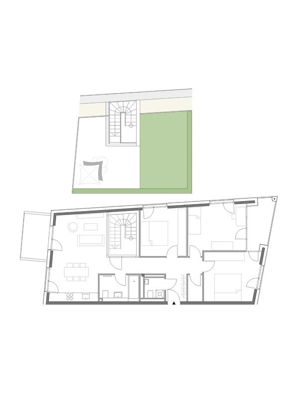 A2 - Whg. 15 - 4 Zimmer