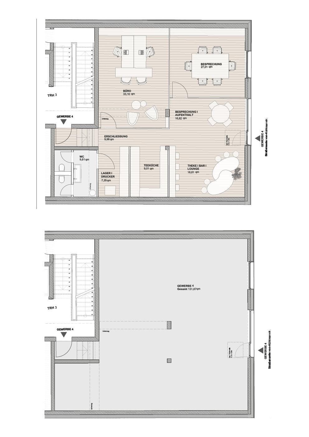 B2 - Einheit 4 - 131,87 m² - EG
