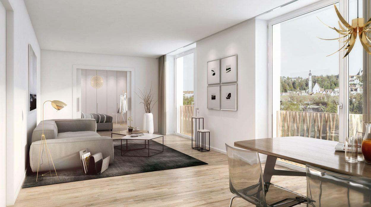 Immobilie Wohnung 2
